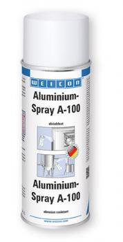 Weicon-Aluminium-Spray A-100 abriebfest